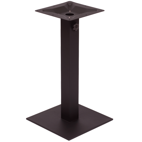"Margate Square 17.7"" Dining Height Base"