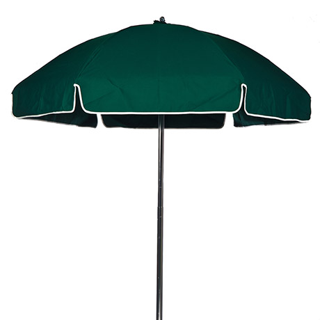 Lifeguard Umbrella, Marine Grade Acrylic Top, Aluminum Pole