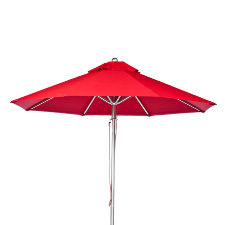 Market Umbrella, Aluminum Pole-Umbrellas