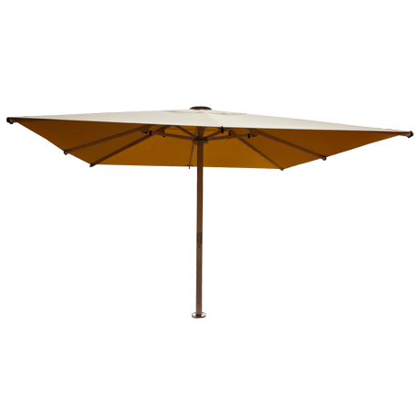 Nova Series 13' Square Giant Center Post Umbrella