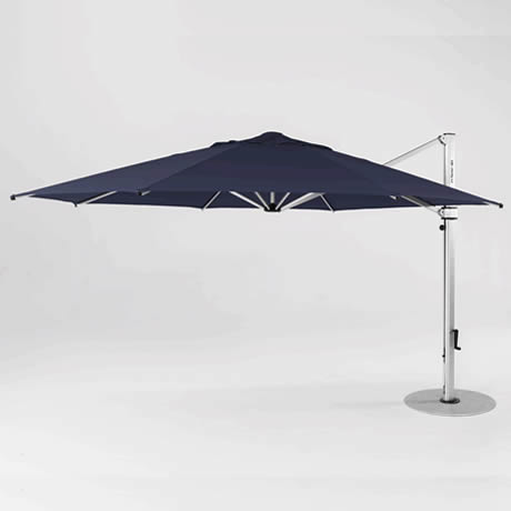 Patio Beach Market And Lifeguard Umbrellas