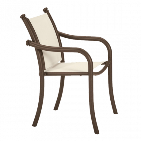 La Scala Relaxed Sling Dining Chair