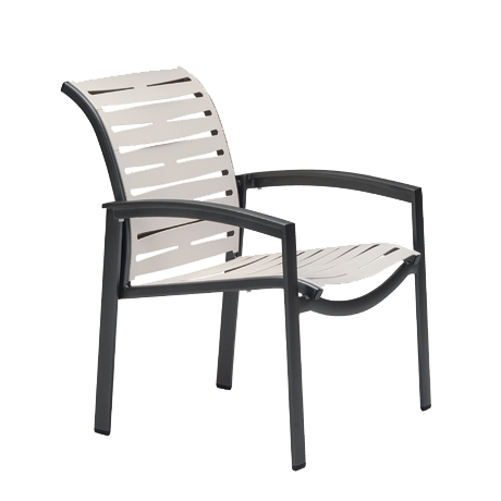 Elance Segment Dining Chair