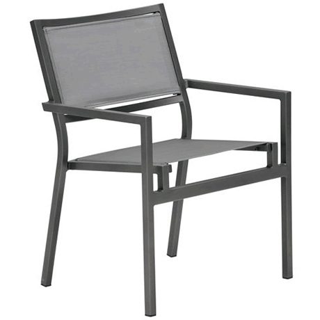 Cabana Club Sling Dining Chair