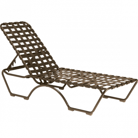 Tropitone Kahana Cross-Strap Chaise Lounge-Lounge Chairs/Chaise  sc 1 st  ParknPool : tropitone chaise lounge - Sectionals, Sofas & Couches
