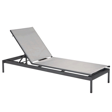 Cabana Club Relaxed Sling Chaise Lounge