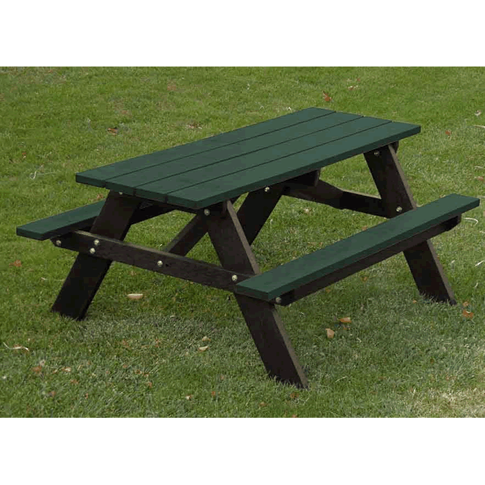 Economizer Youth Rectangle Picnic Table