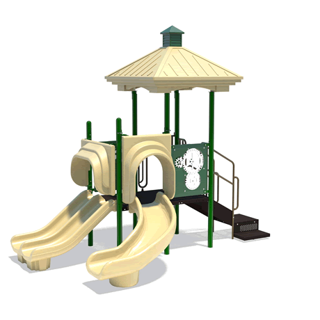 PlayFit Marooned Preschool Playground