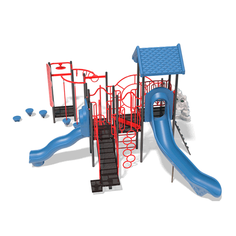 PlayFit Ringer School Age Playground