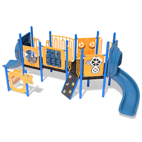 PlayFit Time Machine Preschool Playground
