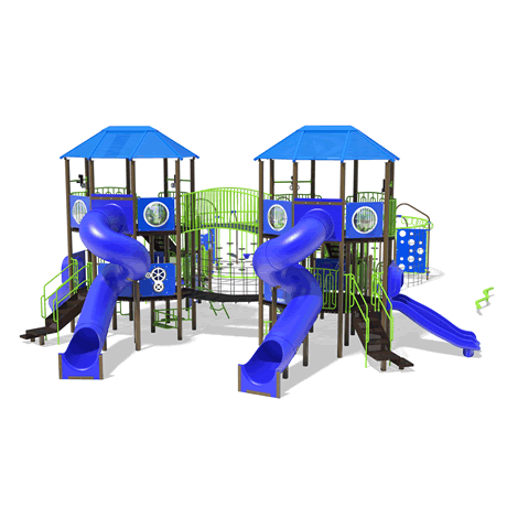 PlayMax Majestic School Age Playground