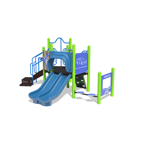PlayMax Racer Preschool Playground
