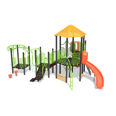 PlayMax Leapfrog School Age Playground