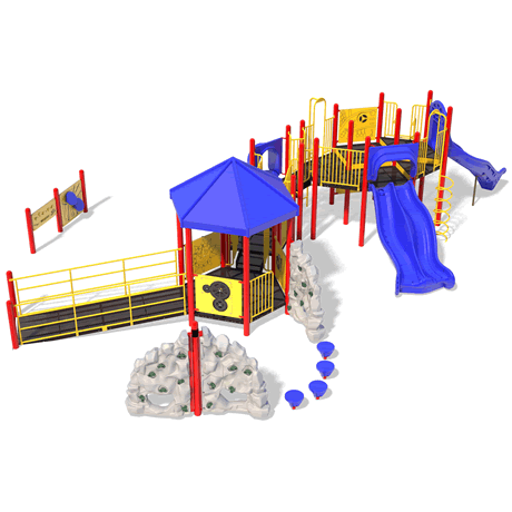 PlayMax Enchanted School Age Playground