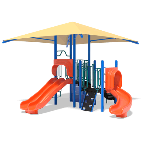 PlayMax Undercover Preschool Playground