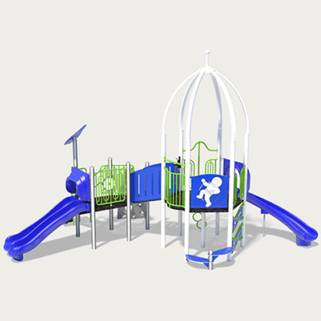 PlayMax Rocket School Age Playground