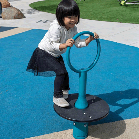 Seated Super Spinner