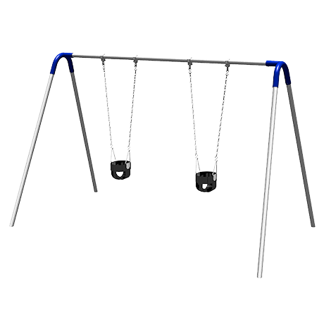 Single Bay Swing Set